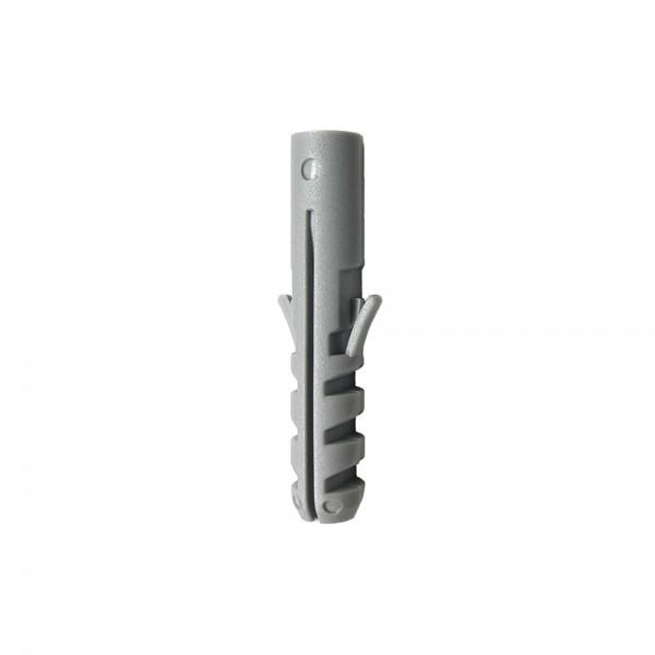 Allzweck- Universaldübel 8 x 40 mm Nylon gerippt - 100 Stück