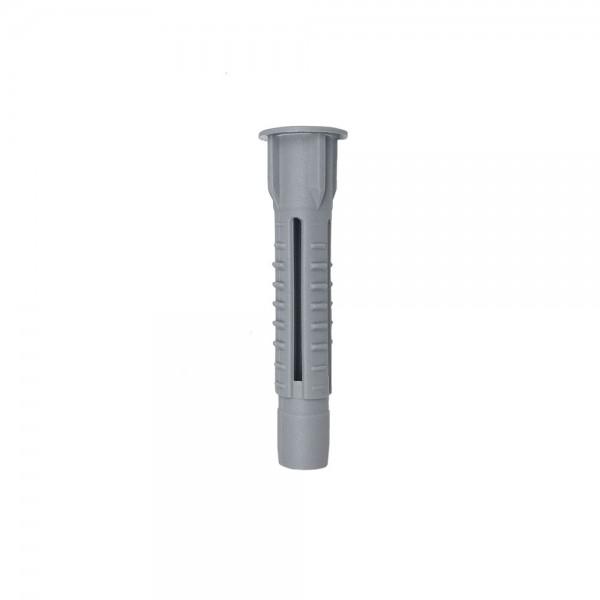 Spreizdübel 8 x 47 mm mit Kragen - 100 Stück