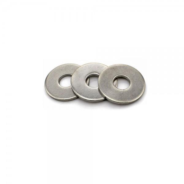 Unterlegscheiben DIN 9021 M6 x 18 mm Edelstahl - 200 Stück