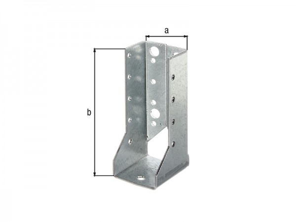 Balkenschuh 60 x 100 mm innen - ETA Zulassung - Sendzimirverzinkt
