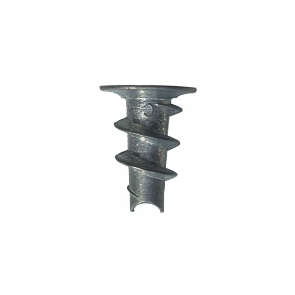 Gipskartondübel 25 mm Zink-Druckguß, Zentrierspitze - 100 Stück