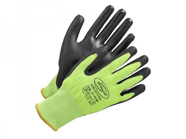 Schnittschutzhandschuhe - KORSAR® Kori-Cut 5 Pro Größe 10 / XL - 1 Paar