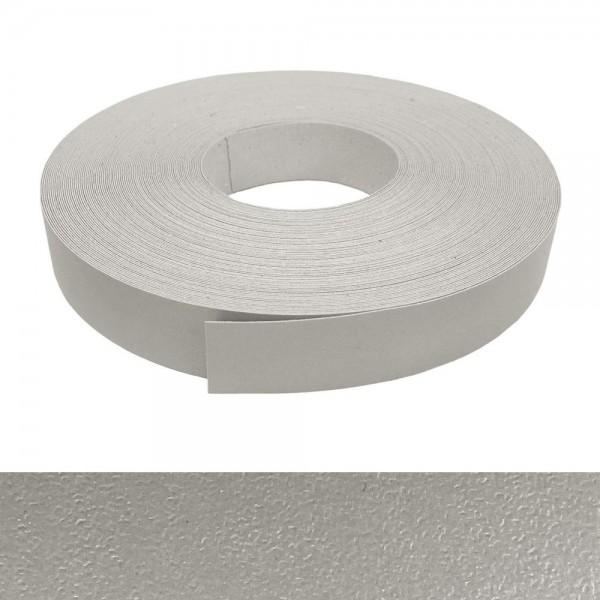 Umleimer, Kantenumleimer - Silber, Titan perl-Optik, Melamin - 22 mm x 50 m