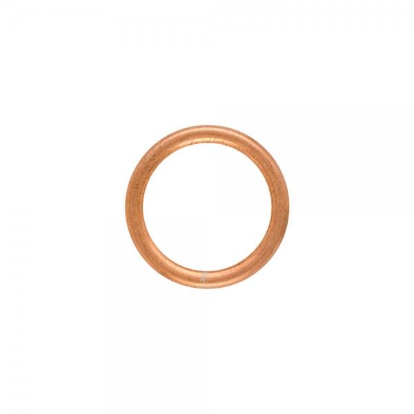 Kupferdichtring 20 x 24 x 1,5 mm - DIN 7603, Form A - einzeln