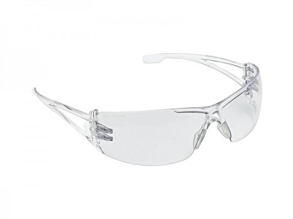 Schutzbrille INFIELD - Arbeitsschutzbrille transparent - 1 Stück